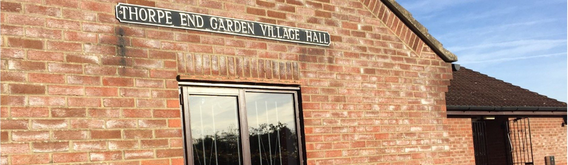 Thorpe End Village Hall